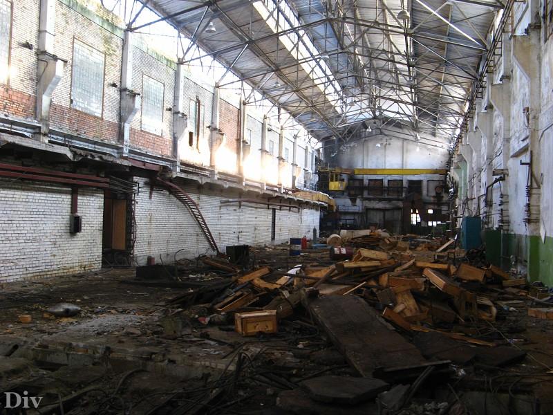 Началось строительство сталепрокатного завода